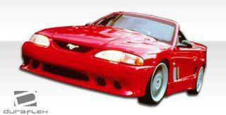1994 1998 Ford Mustang Polyurethane Colt Body Kit   6 Piece   Includes Colt Front Bumper   Polyurethane (102542) Colt Rear Bumper   Polyurethane (102543) Colt Side Skirts   Polyurethane (102544) Colt Doorcaps   Polyurethane (102541) Automotive