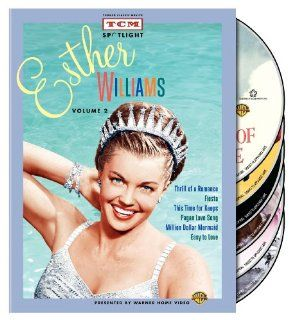 TCM Spotlight: Esther Williams, Vol. 2 (Thrill of a Romance / Fiesta / This Time for Keeps / Pagan Love Song / Million Dollar Mermaid / Easy to Love): Esther Williams, Van Johnson, Tommy Dorsey, Xavier Cugat, Ricardo Montalban, Lauritz Melchior, Jimmy Dura