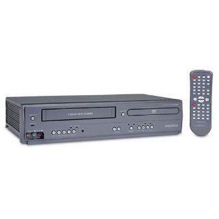 Magnavox DVD/VCR Combo GDV228MG9 VD Player & 4 Head Hi Fi Stereo VCR Combo Electronics