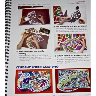 Dynamic Art Projects for Children: Includes Step by step Instructions And Photographs: Denise M. Logan: 9781562903503: Books