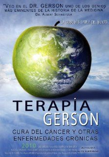 Terapia Gerson DVD (Dying to Have Known Spanish Sub titles) Movies & TV