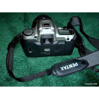 Pentax ZX 30 Quartz Date 35mm SLR Camera Kit with 35 80mm Lens  Slr Film Cameras  Camera & Photo