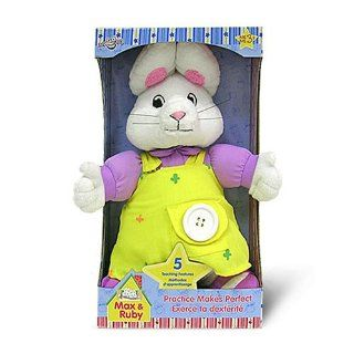Max and Ruby   Plush   Practice Makes Perfect Ruby Toys & Games