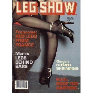 LEG SHOW MAY 1985 ELMER BATTERS Books