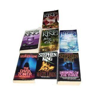 DARK TOWER SERIES, 1 7, STEPHEN KING, MAY BE PAPERBACK OR HARDBACK (DARK TOWER SERIES, 1 7, STEPHEN KING, MAY BE PAPERBACK OR HARDBACK, DARK TOWER SERIES, 1 7, STEPHEN KING, MAY BE PAPERBACK OR HARDBACK): Books