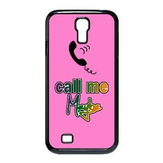 Call Me Maybe Samsung Galaxy S4 I9500 Personalized Hard Plastic Case Cover Electronics