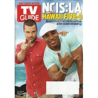 TV Guide Magazine, April 30 May 6, 2012 NCISLA & Hawaii Five O. Chris O'Donnell and LL Cool J on cover. April 30 May 6, 2012 NCISLA & Hawaii Five O. Chris O'Donnell and LL Cool J on cover. TV Guide Magazine Books