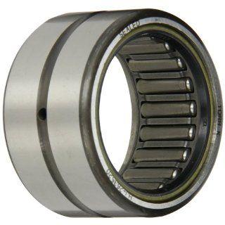 """Koyo HJR 263520 Needle Roller Bearing, Heavy Duty, Open End, Single Seal, Oil Hole, Steel Cage, Inch, 1 5/8"""" ID, 2 3/16"""" OD, 1 1/4"""" Width Industrial & Scientific"""