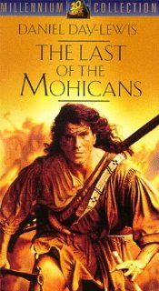 The Last of the Mohicans [VHS]: Daniel Day Lewis, Madeleine Stowe, Russell Means, Eric Schweig, Jodhi May, Steven Waddington, Wes Studi, Maurice Ro�ves, Patrice Ch�reau, Edward Blatchford, Terry Kinney, Tracey Ellis, Michael Mann, Christopher Crowe, Daniel