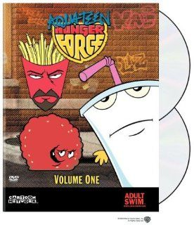 Aqua Teen Hunger Force   Volume One: Dave Willis, Carey Means, Dana Snyder, C. Martin Croker, Matt Maiellaro, Schooly D, Andy Merrill, Mike Schatz, George Lowe, Edward Hastings, Chris Ward, Nick Ingkatanuwat: Movies & TV