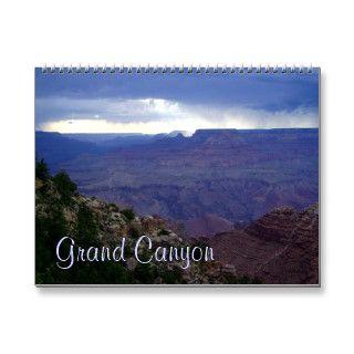 Grand Canyon 17 month Calendar