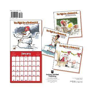 Jeff Foxworthy's You Might Be a Redneck If2013 Wall Calendar Jeff Foxworthy 9781449417154 Books