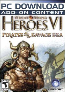 Might & Magic Heroes VI: Pirates of the Savage Sea Adventure Pack [Online Game Code]: Video Games
