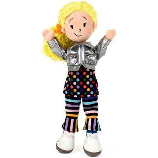 Little Miss Matched Angela Posable Doll: Toys & Games