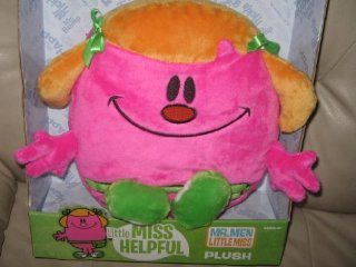 Mr Men Little Miss/ Little Miss Helpful 10in. Plush: Toys & Games