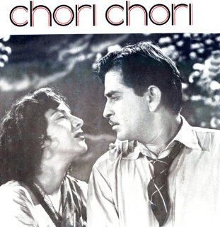 Chori Chori   1956 (Raj Kapoor   Nargis   Hindi Film / Bollywood Movie / Indian Cinema / DVD): Raj Kapoor, Nargis, Johny Walker, Pran, Raj Mehra, Amir Bano, Anant Thakur: Movies & TV