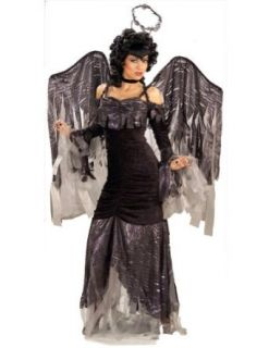 Gothic Angel Costume Halloween Costume   Most Adults: Adult Sized Costumes: Clothing