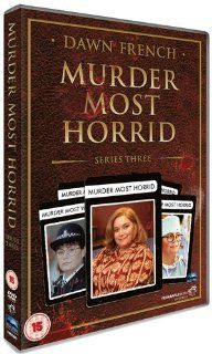 Murder Most Horrid   Series 3 ( Murder Most Horrid   Series Three ) [ NON USA FORMAT, PAL, Reg.2 Import   United Kingdom ]: Jim Carter, Philip Jackson, Dawn French, Paul Mark Elliott, Henry Naylor, Geraldine McNulty, Kevin Allen, Christopher Adamson, Andy