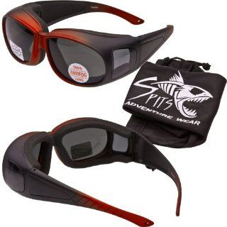 Outfitter Over Prescription Safety Glasses   These Fit Over Most Prescription Eyewear   Foam Padded Goggle Style: Automotive