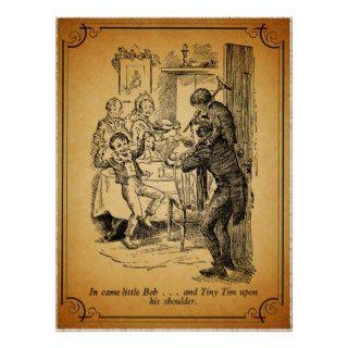 Little Bob & Tiny Tim Poster