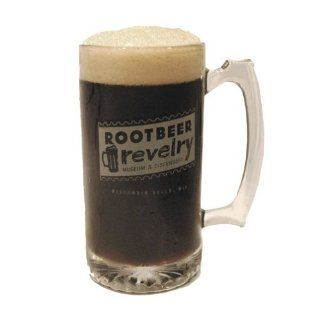 Root Beer Revelry Mug 25 Oz. Heavy Duty Mug   2.86 Lbs. Per Mug Kitchen & Dining