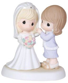 "Precious Moments ""My Daughter, My Pride, Such A Beautiful Bride""   Collectible Figurines"