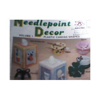 Needlepoint Decor: Plastic Canvas Shapes (Volume One) (And I Can Make It Myself, 020 17): Harold Mangelsen & Sons Inc.: Books