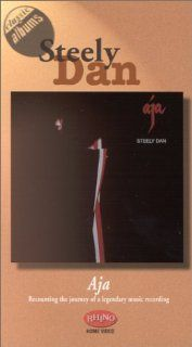 Classic Albums   Steely Dan: Aja [VHS]: Walter Becker, Ian Dury, Donald Fagen, Gary J. Katz, Michael McDonald, Alan Lewens, Bous De Jong, Martin R. Smith, Nick De Grunwald: Movies & TV