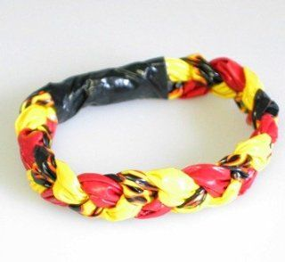 Rock Star Duct Tape Bracelet   Duct Tape Fashion Jewelry: Jewelry