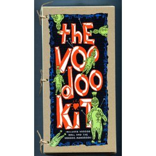 The Voodoo Kit Includes Voodoo Doll and the Voodoo Handbook Voodoo Lou Books