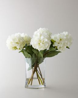 Heavenly Peonies Faux Floral Arrangement   John Richard Collection