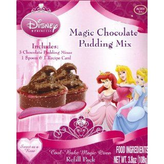 Disney Princess Cool Bake Magic Oven Refill Pack Toys & Games