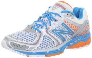 New Balance Women's W1260 Alpha Running Shoe, Purple/Yellow, 5 B US: Shoes