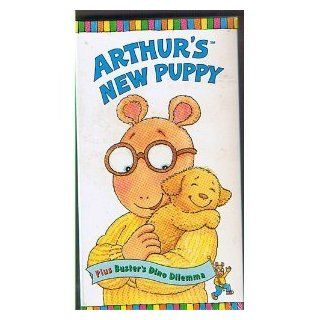 Arthur Arthurs New Puppy / Busters Dino Dilemma [VHS]: Arthur: Movies & TV