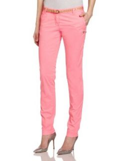 Maison Scotch Women's New Stretch Pima Chino, Flamingo, 25 at  Women�s Clothing store