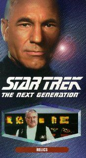 Star Trek   The Next Generation, Episode 130: Relics [VHS]: LeVar Burton, Gates McFadden, Gabrielle Beaumont, Robert Becker, Cliff Bole, Timothy Bond, David Carson, Chip Chalmers, Richard Compton, Robert Iscove, Winrich Kolbe, Peter Lauritson, Robert Legat
