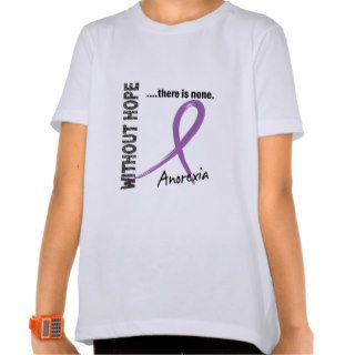 Anorexia Without Hope 1 Tee Shirts