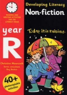Non fiction Year R Reading and Writing Activities for the Literacy Hour (Developing Literacy) Christine Moorcroft, Michael Evans 9780713660586 Books