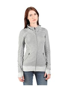 Bench Jackee zip up sweat jacket Grey