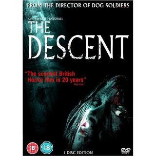 The Descent [Region 2]: Shauna Macdonald, Natalie Jackson Mendoza, Alex Reid, Saskia Mulder, MyAnna Buring, Nora Jane Noone, Oliver Milburn, Molly Kayll, Craig Conway, Leslie Simpson, Neil Marshall, CategoryCultFilms, CategoryUK, Festival British Independe