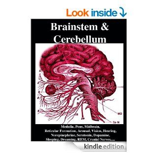Brainstem and Cerebellum: Medulla, Pons, Midbrain, Reticular Formation, Arousal, Vision, Hearing, Norepinephrine, Serotonin, Dopamine, Sleeping, Dreaming, REM, Cranial Nerves, Motor Control, eBook: R.  Joseph: Kindle Store