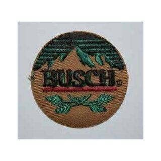 Anheuser Busch Busch Beer Logo Applique Patch FD Vintage