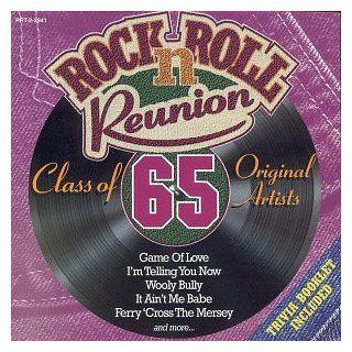 Rock & Roll Reunion Class of 65 Music