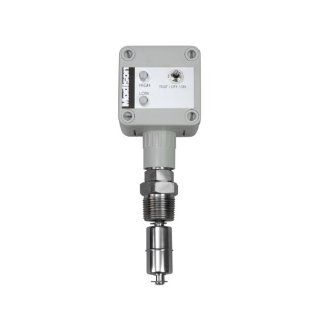 "Madison M4169 1 FM 316 Stainless Steel Normally Open Drum Level Indicator with Fixed Mount and High Alarm, 30 Watt SPST, 3/4"" NPT, 250 psig Pressure: Electronic Component Liquid Level Sensors: Industrial & Scientific"