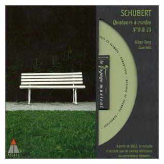 Schubert  String Quartets Nos. 9 & 13 Music