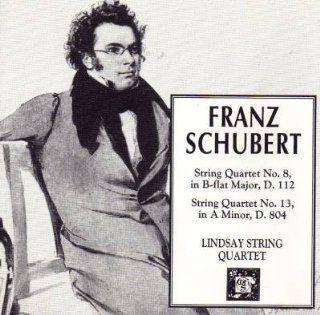 Schubert String Quartets Nos. 8 & 13 Music