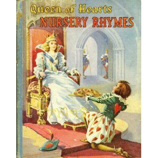 Queen of hearts nursery rhymes: Not Noted: Books