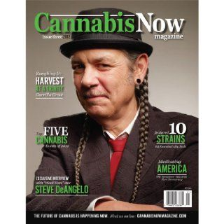 Cannabis Now Magazine: Cannabis Now: Books