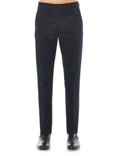 Washed gabardine chino trousers  Bottega Veneta  MATCHESFASH