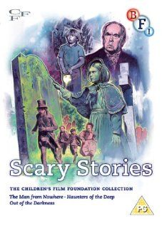 Children's Film Foundation Collection (Vol. 4): Scary Stories ( The Man from Nowhere / Haunters of the Deep / Out of the Darkness ) [ NON USA FORMAT, PAL, Reg.2 Import   United Kingdom ]: Ronald Adam, Andrew Keir, Tom Watson, Sarah Hollis Andrews, Anth
